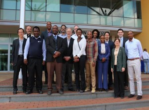 The WGCapD-4 Group Photo in Pretoria, South Africa (2015)