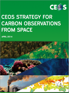 CEOS Carbon Strategy Cover Page