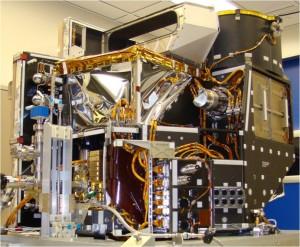 himawari-8 sensor unit