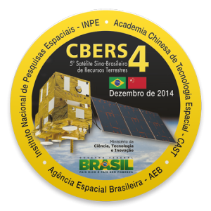 CBERS-4 Mission Patch