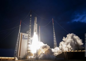 Successful MSG-4 Launch on